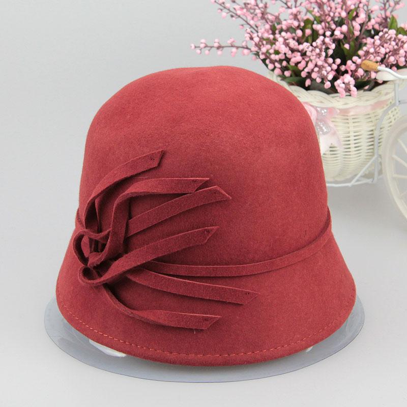 Как украсить фетровую шляпу фото